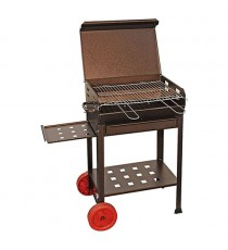 BARBECUE A CARBONE POLIFEMO cm 40 x 70 x H 95