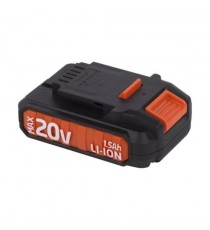 BATTERIA 20 V LITIO 1500 mAh PER UTENSILI CORDLESS DUAL POWER TRAPANO