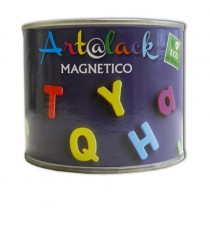 LAVAGNA MAGNETIC PITTURA ml 500 VERNIC SMALTO BACHECA BLACKBOARD EFFETT DECORATI