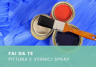 Pitture e Vernici Spray